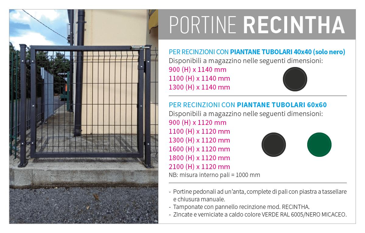 Portine Recintha